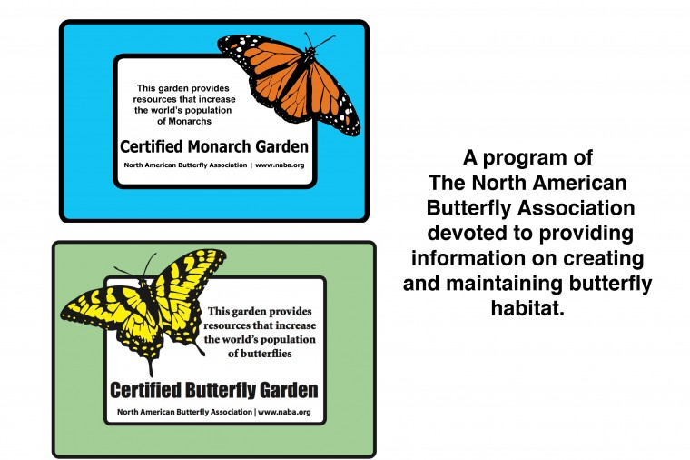 NABA Butterfly Garden and Habitat Program